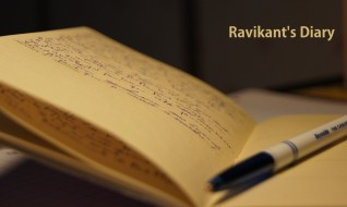 Ravikant's Diary